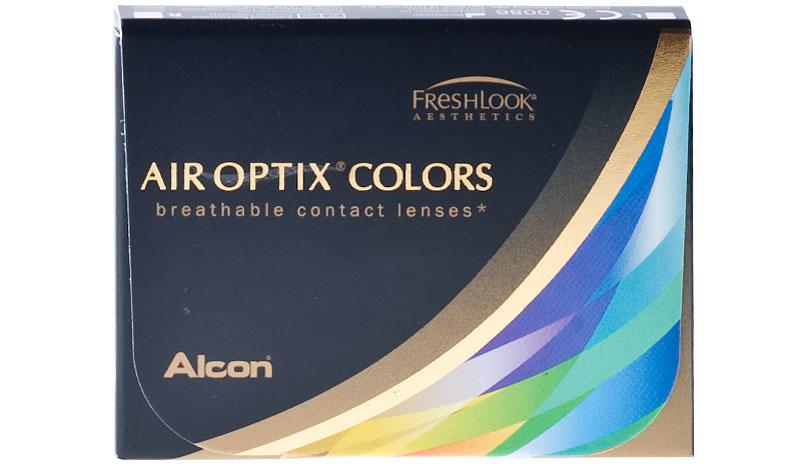 Air Optix® Colors (2 šošovky) - dioptrické