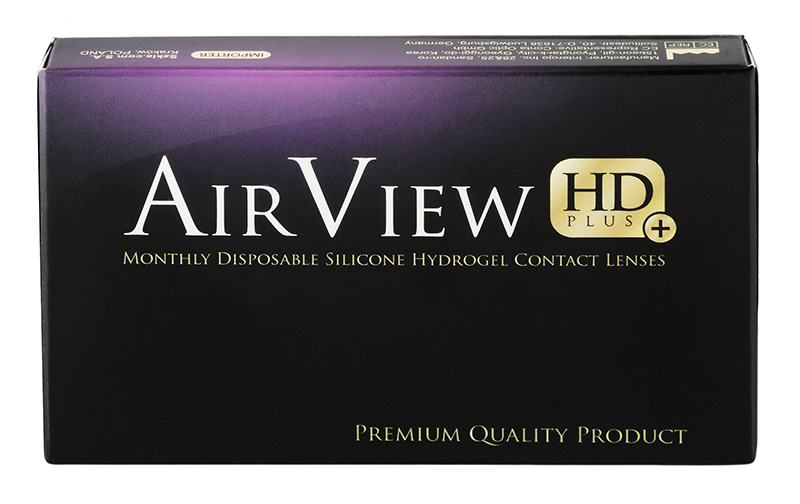 AirView HD Plus (6 šošoviek)