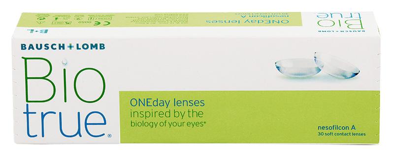 Biotrue® ONEday lenses (30 šošoviek)