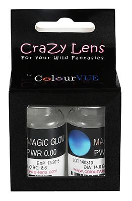 Crazy Lenses (2 šošovky) - nedioptrické