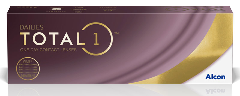 VÝPREDAJ - Dailies Total 1® 30 šošoviek