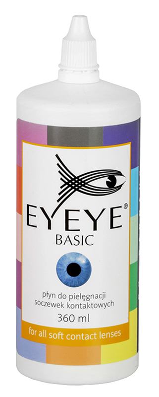 Eyeye™ Basic 360 ml + roztok zadarmo (ke 2 bal.)