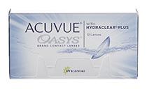 Acuvue® Oasys (12 šošoviek)