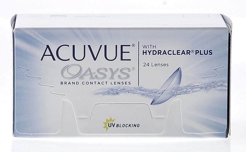 Acuvue® Oasys (24 šošoviek)