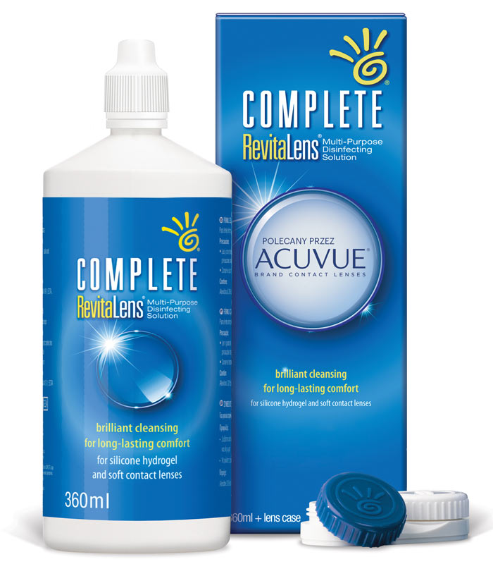 Complete RevitaLens MPDS 120 ml