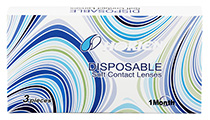 Horien Disposable (3 šošovky)