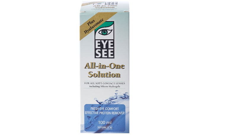 EYE SEE Plus Hyaluronan 100 ml