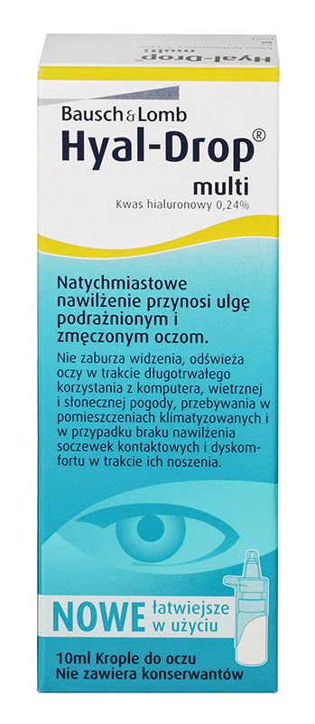 Hyal-Drop Multi 10 ml