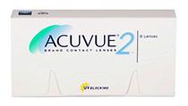 Acuvue® 2 6 šošoviek