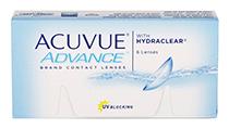 VÝPREDAJ - Acuvue® Advance 6 šošoviek