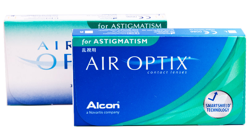 Air Optix® for Astigmatism (3 šošovky)