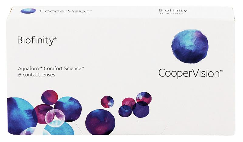 VÝPREDAJ - Biofinity 6 šošoviek