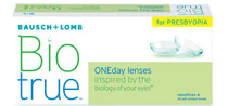 Biotrue® ONEday for Presbyopia (90 šošoviek)