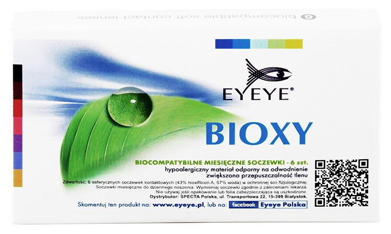 Eyeye Bioxy™ (6 šošoviek)