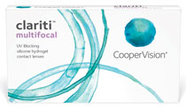 Clariti Multifocal 3 ks