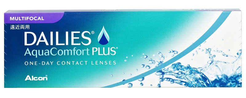 Dailies® AquaComfort Plus® Multifocal (30 šošoviek)