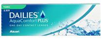 Dailies AquaComfort Plus Toric (30 šošoviek)