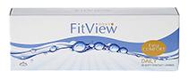 FitView Daily Plus (30 šošoviek) + CashBack 3€ ZDARMA! (ke 2 bal.)