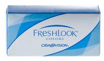 VÝPREDAJ - FreshLook® Colors 2 šošovky
