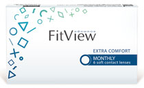 FitView Advance Monthly (1 šošovka)