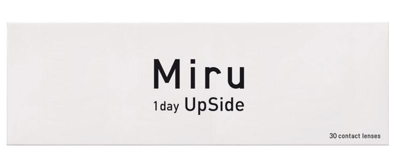 Miru 1 Day UpSide (30 šošoviek)