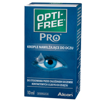 OPTI-FREE Pro Lubricating 10 ml.