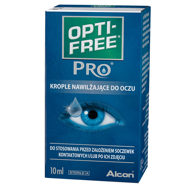 OPTI-FREE® Pro Lubricating 10 ml.