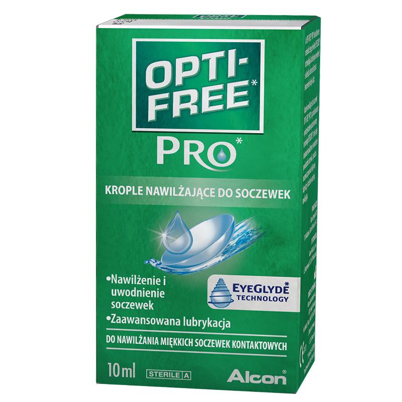 OPTI-FREE® Pro Moisturizing 10 ml