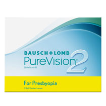 PureVision® 2 For Presbyopia 3 ks