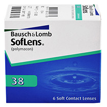 SofLens® 38 (6 šošoviek)