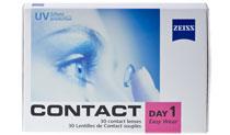 Zeiss Contact DAY1 Easy Wear (30 šošoviek)